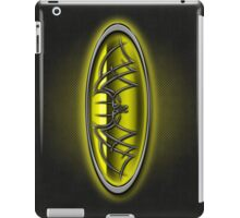 Classic Yellow & Black Batman Tribal iPad Case/Skin