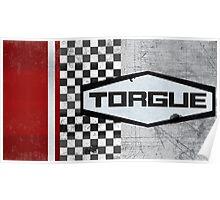 Torgue Poster