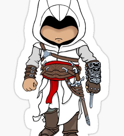Original Assassin Sticker