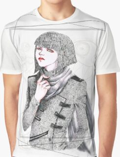 Androgynous Graphic T-Shirt
