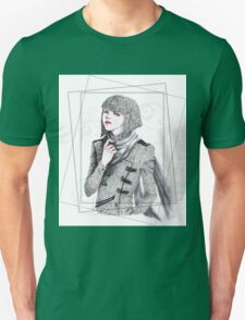 Androgynous Unisex T-Shirt