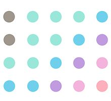 colorful bubble by suesla
