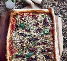 Pizza by Joana Kruse