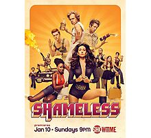 Shameless US - Season 6 Photographic Print