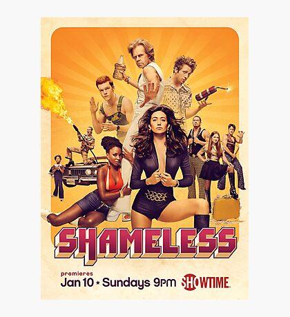 Shameless US - Season 6 Photographic Print