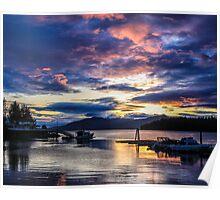 Clover Pass - Ketchikan, Alaska Poster