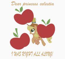 Dear princess celestia by Ryuji1993