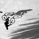 Flipping Shadows .... by Berns