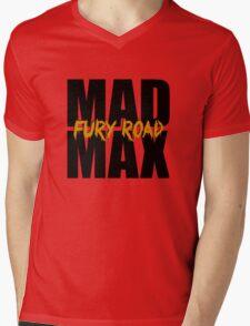 Mad Max: Fury Road Mens V-Neck T-Shirt