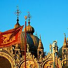 St. Mark's Basilca by Jeannie  Mazur