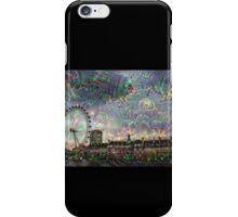 London Eye Machine Dreams iPhone Case/Skin