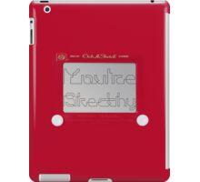 You're Sketchy iPad Case/Skin