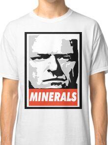 Minerals- Hank Obeys Classic T-Shirt