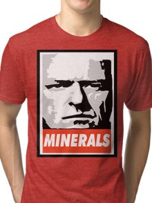 Minerals- Hank Obeys Tri-blend T-Shirt