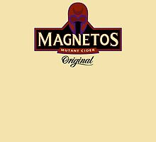 Magnetos Mutant Cider - Horizontal (iPhone Case) by Malc Foy