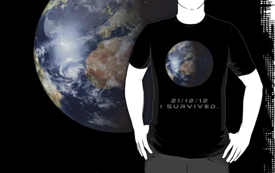 I SURVIVED. by JStylesman