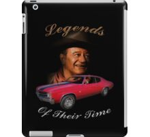Legends of their Time iPad Case/Skin