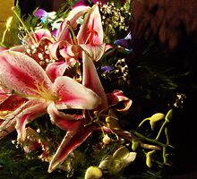 Foral Bouquet by Skabou