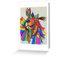Cute & Colorful Greeting Card