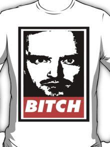 Jesse Pinkman - Obey, bitch T-Shirt
