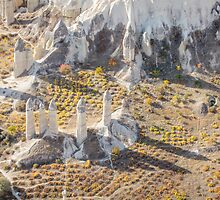 Shadows in Cappadocia by Robert Kelch, M.D.