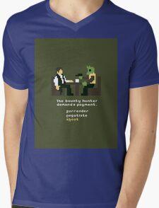 Star Wars Adventure Mens V-Neck T-Shirt