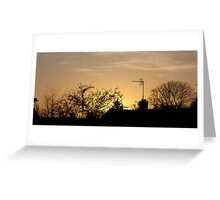 Ambience Greeting Card