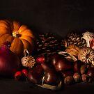 Halloween Harvest by Ann Garrett