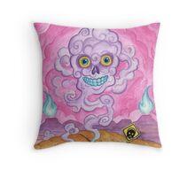 'The Gas Genie' Throw Pillow