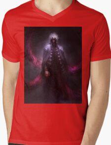 Kaneki Tokyo_ghoul Mens V-Neck T-Shirt