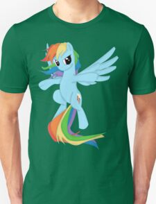 Rainbow Dashing T-Shirt