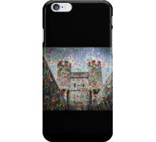 York City Wall Gate Machine Dreams iPhone Case/Skin