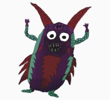 random monstery thingy One Piece - Short Sleeve