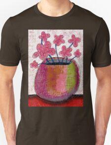 Wall Art Print flower Vase XIII T-Shirt