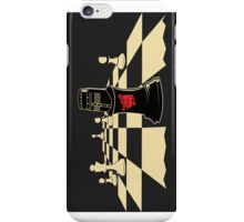 none shall pass iPhone Case/Skin