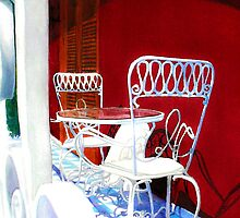 Veranda by Donna Jill Witty