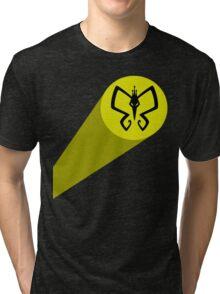 Monarch Signal! Tri-blend T-Shirt