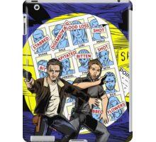Walking Dead - Days of Futures Past iPad Case/Skin