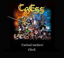 Chess: Tactical Warfare by JezLong
