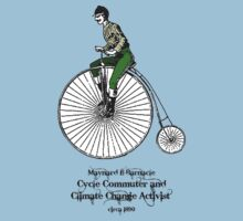 Climate change commuter by Nick  Taylor