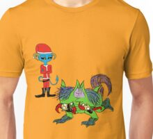 Tisk, Tisk, Little Elf Unisex T-Shirt