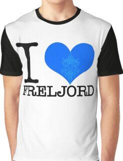 I <3 Freljord Graphic T-Shirt