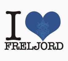 I <3 Freljord by My4DGlasses