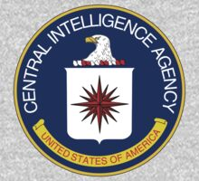 Central Intelligence Agency (CIA) by ziruc