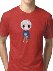 Chibi Frost and Tooth Tri-blend T-Shirt