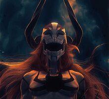 Ichigo full hollow form From Bleach by S4beR