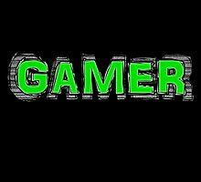 Gamer by SennenChibi