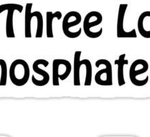 Adenosine Triphosphate Sticker