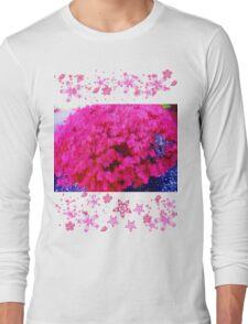 Fuschia bush Long Sleeve T-Shirt