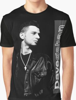 Dave Gahan 1990 Graphic T-Shirt